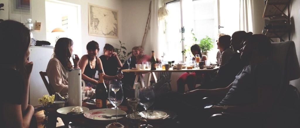 קהילות חברתיות גמישות (צילום: Martin Ohlsson, Flickr.com)
