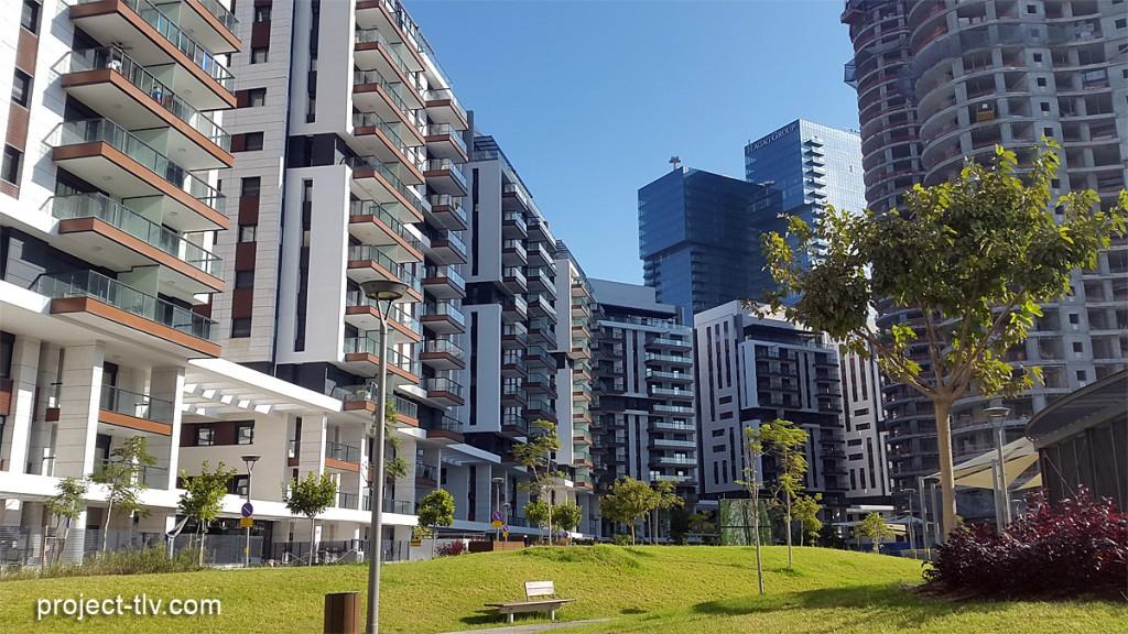 פרויקט גינדי, השוק הסיטונאי, פיתוח של יזמים (הצילום באדיבות project-tlv.com)